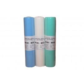 Jednorazowy higieniczny podkład ochronny MIDI-MED. Dwuwarstwowy. RD 38 x 50cm