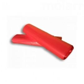Worek na odpady 60L czerwony 50szt