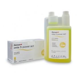 Zeta 5 Power Akt preparat 3 w 1 do dezynfekcji i czyszczenia układów zasysających