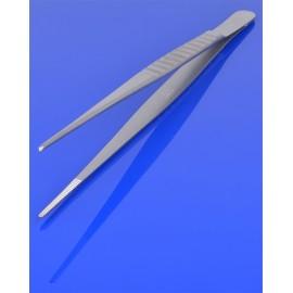 Pinceta anatomiczna 23 cm, , karbowany uchwyt PR-196 wąska