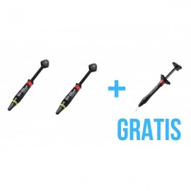 2 x Tetric EvoCeram + Tetric Evoceram GRATIS