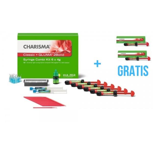 Charisma Classic 8x4g + 1 x strzykawka 4g A3