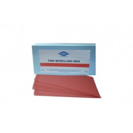 Wosk Kemdent Modeling Wax różowy twardy 500 g