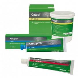 Optosil Set / Optosil Comfort 900 ml + Aktywator 60 ml + Xantopren L 140 ml