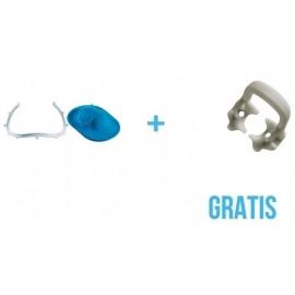 Zamów 1 x zestaw koferdamów OptiDam (60 szt ) + Gratis 1 opakowanie klamer Soft Clamp